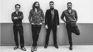 Cuatro geniales músicos forman Combo Paradiso y nos regalan su 'Loco Vaivén'