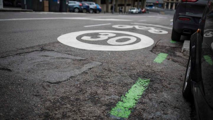 La posible modificación de los límites de Argüelles restará plazas de aparcamiento a Casa de Campo