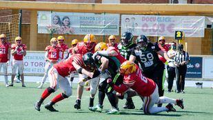 Fútbol americano: Fuengirola Potros vs Rivas Osos