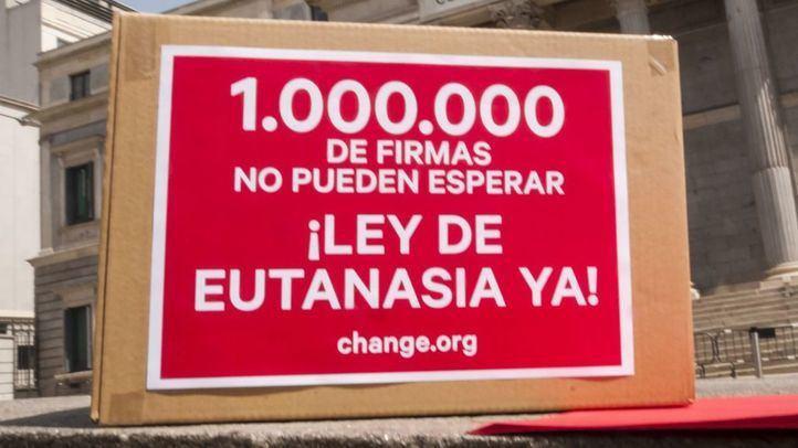 La ley que regula la eutanasia queda aprobada definitivamente