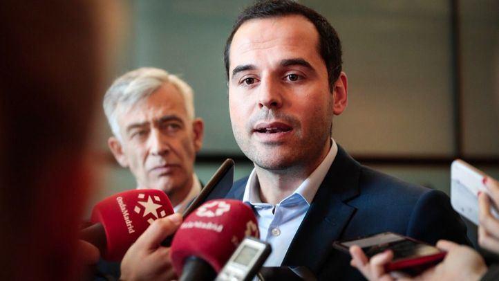 El diputado de la Asamblea Juan Rubio dejará Ciudadanos tras las elecciones
