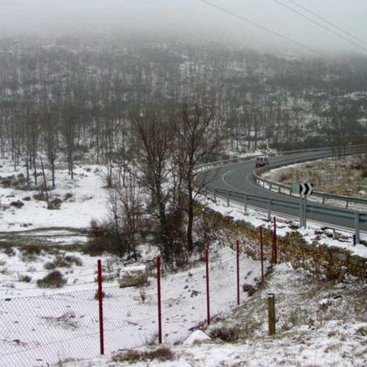 Regresa el frío a Madrid: desplome de temperaturas y nevadas