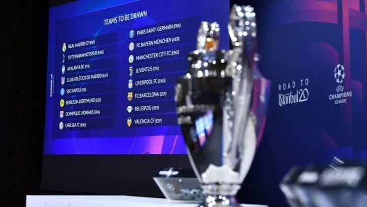 Sorteo de Champions League: el Real Madrid se enfrentará al Liverpool en cuartos de final
