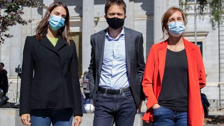 Más Madrid pactaría con Ciudadanos para evitar que Ayuso se haga con la Presidencia de la Comunidad