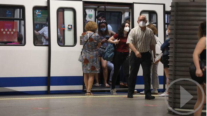 Nueva campaña contra el racismo en Metro