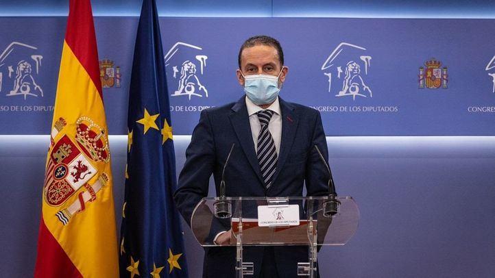 Edmundo Bal gana las primarias de Ciudadanos y será el candidato en Madrid el 4 de mayo