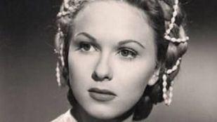 Fallece Susana Canales, estrella del cine de la posguerra