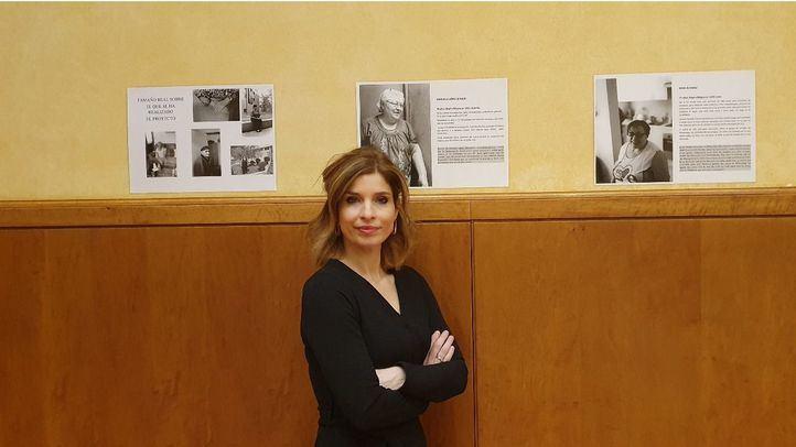 Hana Jalloul, número dos en la lista de Gabilondo para el 4M