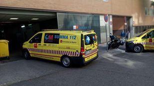 Muere un trabajador tras caer desde un cuarto piso en Getafe