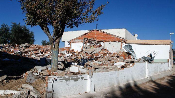 Estrasburgo sentencia que Cibeles no violó los derechos humanos con el derribo de una vivienda en la Cañada