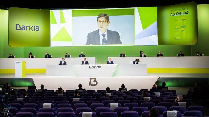 """Goirigolzarri: """"El proceso de transformación de Bankia ha sido impresionante"""""""