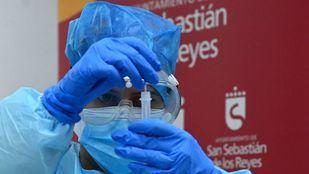 Baja la presión hospitalaria mientras vuelven a subir los nuevos positivos Covid en la región