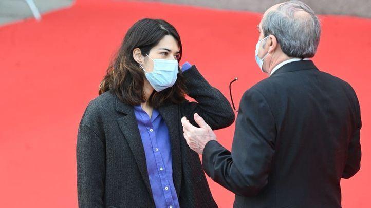 Isa Serra, número dos de Pablo Iglesias en las listas de Podemos para el 4M