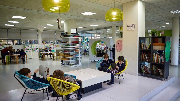 Espacios de aprendizaje innovadores en el norte de Madrid