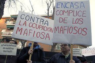 Madrid, 'territorio hostil' para la okupación