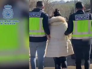 Detención de una mujer por incitar a cuatro niños a robar varios perros