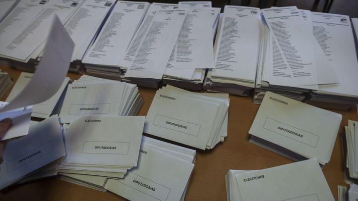 La ADSPM plantea el voto telemático para los enfermos de Covid en el 4M