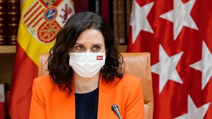 Rechazada la denuncia de Más Madrid contra Ayuso por 'hacer campaña' desde instituciones madrileñas