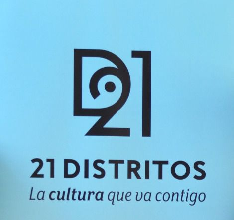 El ciclo 21DISTRITOS cederá espacios para artistas gracias al programa PIAD