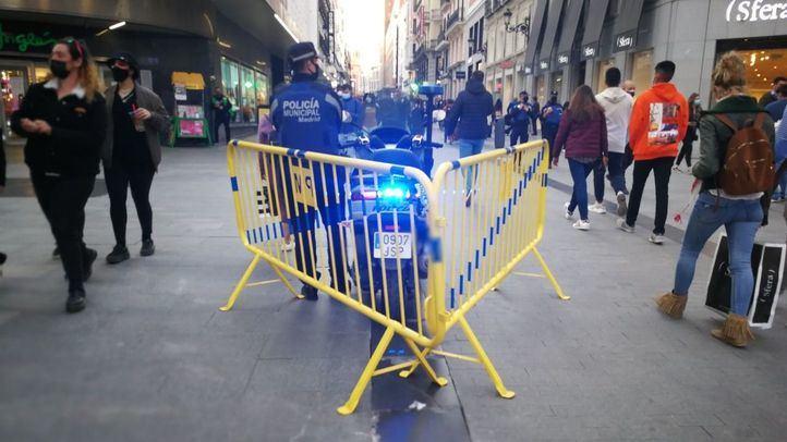 Hasta 200 policías extra y control con drones en parques y el centro en Semana Santa