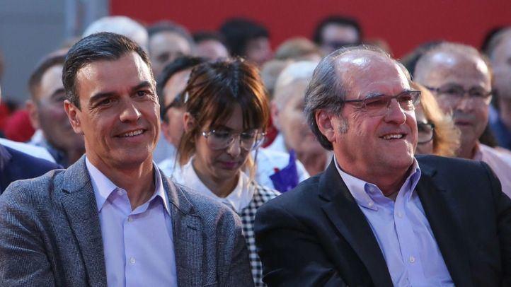 Gabilondo y Sánchez presentan este sábado la lista completa del PSOE