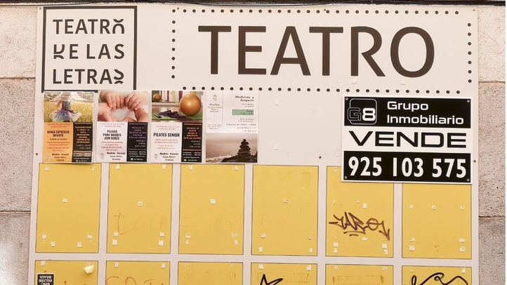 Teatro de Las Letras