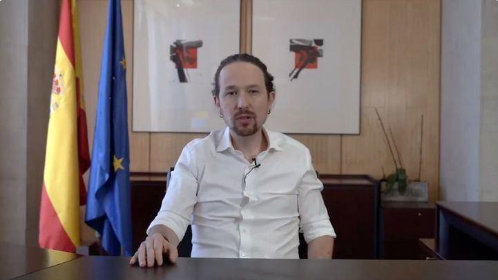 Iglesias, ratificado candidato de Podemos para las elecciones del 4M