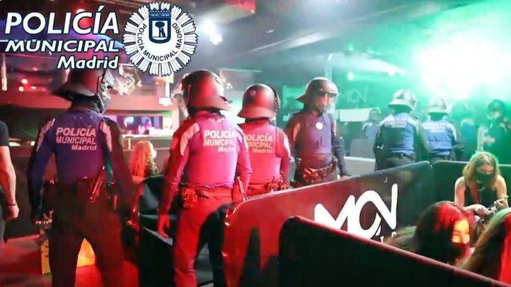 Intervenidas más de 350 fiestas ilegales desde el viernes en Madrid
