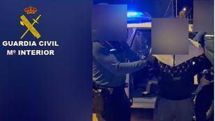 El ladrón 'Copito', ya en la cárcel tras ser detenido este domingo