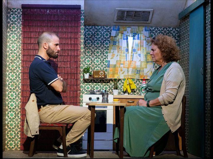 Obra 'Ira', en el Teatro Español