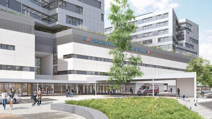 El Hospital 12 de Octubre contará con un nuevo edificio de hospitalización en 2023