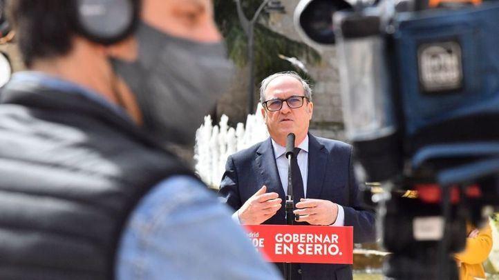 Gabilondo pide que continúe la vacunación durante Semana Santa: