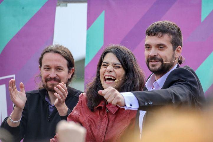 Unidas Podemos presenta este jueves su lista completa para el 4M en un acto con Yolanda Díaz