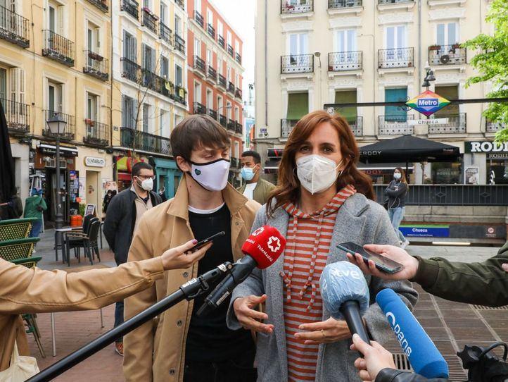Mónica García propone el plan 'Vete al médico' para agilizar la atención de los casos de salud mental
