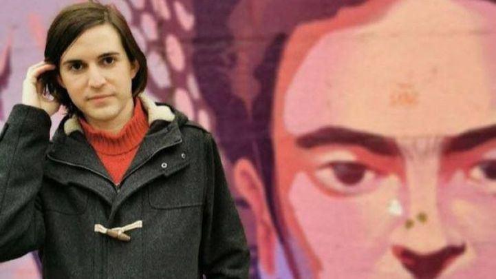 La activista Jimena González, mujer trans en la candidatura de Más Madrid
