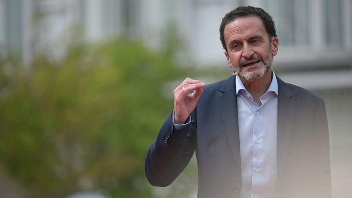 Edmundo Bal, candidato de Ciudadanos a la presidencia de la Comunidad de Madrid