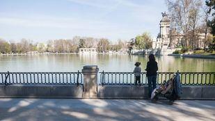 El Retiro y otros seis parques históricos de Madrid reabren al completo este jueves