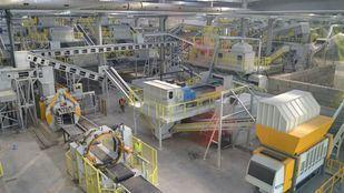 La planta de Loeches comienza a recibir los residuos del Corredor del Henares
