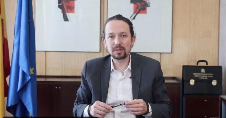 PP reclama a la Junta Electoral que sancione a Iglesias por su vídeo de despedida