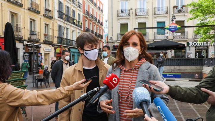 Mónica García defiende la 'fiscalidad verde' y la jornada reducida de 32 horas