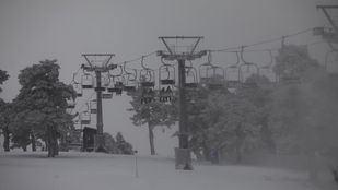 Una concentración pide este domingo la continuidad de las tres pistas de esquí de Navacerrada