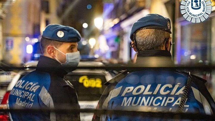 Bajan las intervenciones de la Policía en pisos y suben las denuncias en la calle