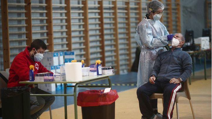 Los test de antígenos llegan esta semana al Escorial, Soto del Real y Paracuellos de Jarama