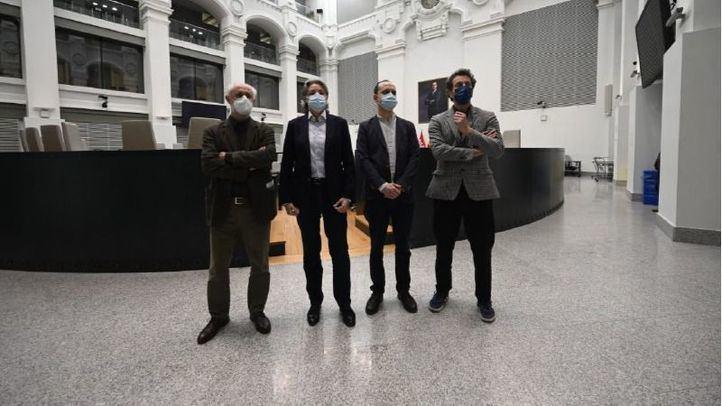 Constituido el Grupo Mixto del Ayuntamiento de Madrid