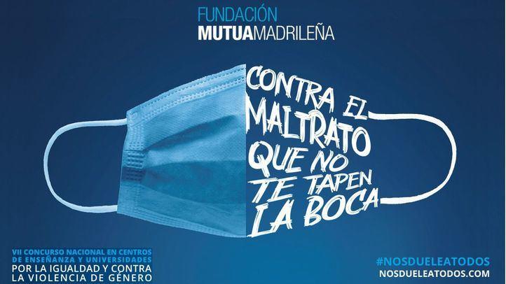 Fundación Mutua Madrileña premiará las mejores creatividades sensibilizadoras contra la violencia de género