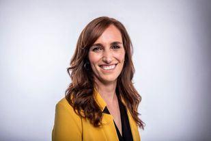Mónica García, candidata de Más Madrid a las elecciones del 4M