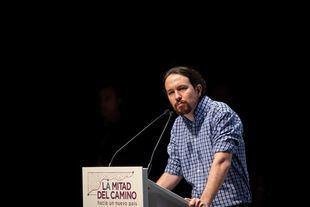 Pablo Iglesias, el retorno a Vallecas