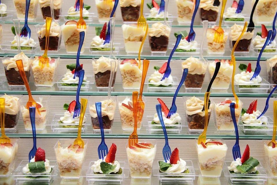Servicios gastronómicos con una gran demanda