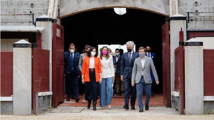 El Gobierno regional espera recuperar algunos festejos taurinos por San Isidro
