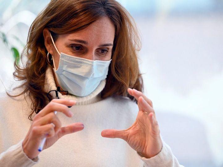 Mónica García reclama financiación para las universidades y critica el abandono de los centros de salud